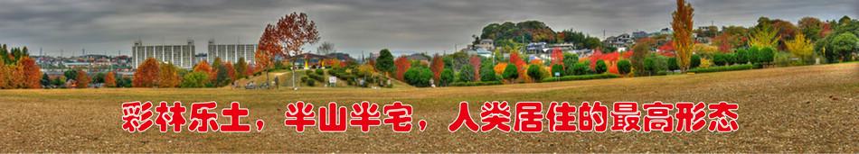 华石红枫彩色森林居住社区