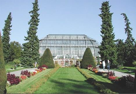 德国柏林植物园