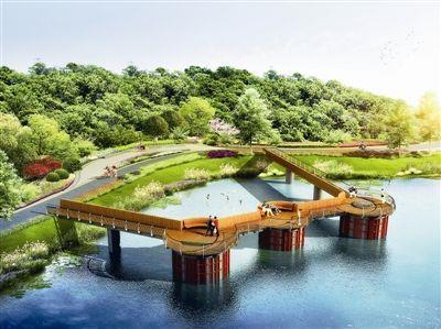 兼具吴越文化风情和现代运动气息的雕塑,正进入最后的收尾阶段.
