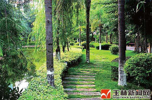 单位庭院园林建筑小品图片