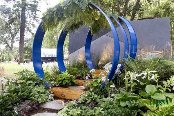 红枫,温州红枫,美国红枫-家具花境为何深受日本庭院设计师v家具图片