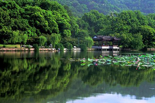 杭州西湖景区公布业态提升规划